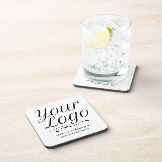Regalo de encargo plástico del cliente de los posavasos de bebidas