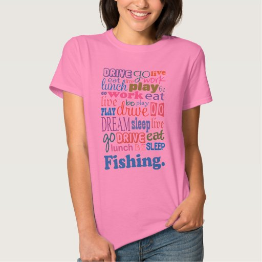 Regalo de Fisher para la camiseta de la mujer Playeras
