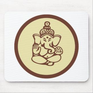 Regalo de Ganesha Alfombrilla De Ratón