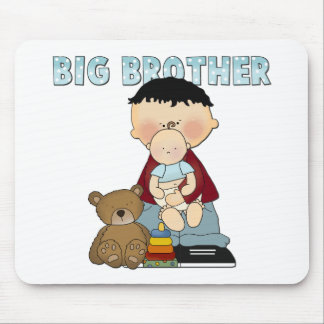 Regalo de hermano mayor tapetes de ratones