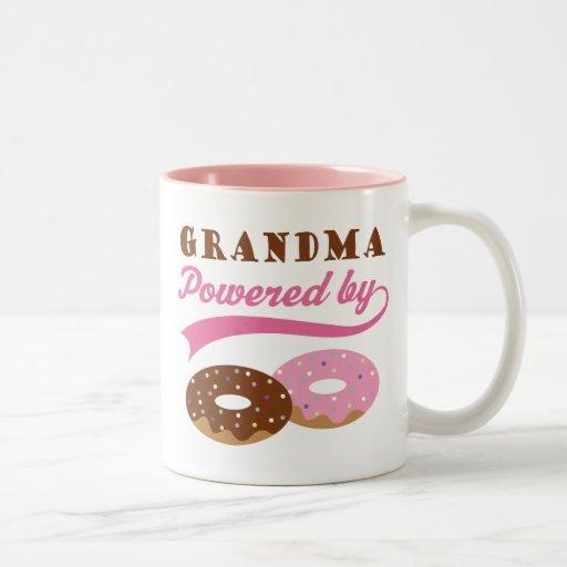 Regalo de la abuela (buñuelos) tazas