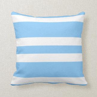 Regalo de la almohada del sofá de la raya de los