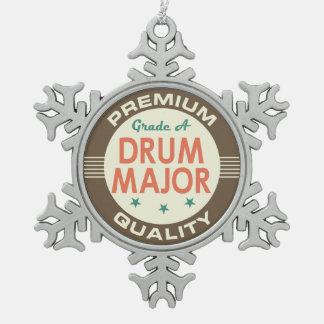 Regalo de la banda de la música del tambor mayor adornos