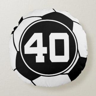 Regalo de la bola de los deportes del número 40