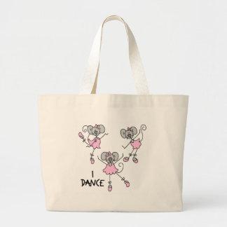 Regalo de la danza bolsas