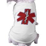 Regalo de la enfermera camisas de perritos