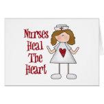 Regalo de la enfermera felicitaciones