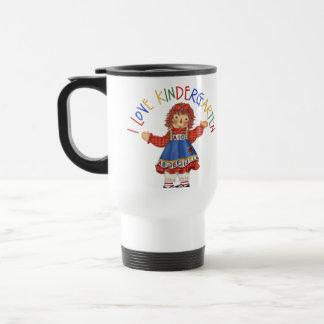 Regalo de la guardería tazas de café