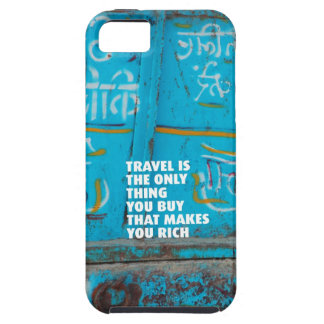 Regalo de la India del mindfulness de la inspiraci iPhone 5 Case-Mate Cobertura