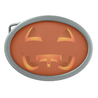 Regalo de la Jack-o-linterna de Halloween de la he Hebillas De Cinturon