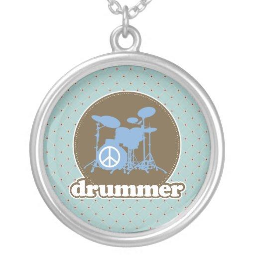 Regalo de la joyería de la música del batería