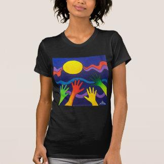Regalo de la LUZ por Piliero Camisetas