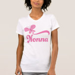 Regalo de la mariposa de Nonna Camiseta