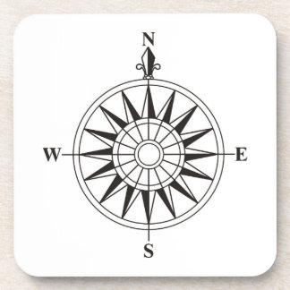 Regalo de la navegación/de la navegación: Compás d Posavasos
