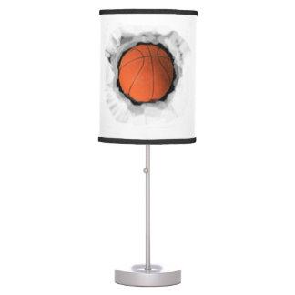 regalo de la novedad del baloncesto lámpara de escritorio