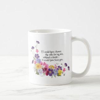 Regalo de la nuera taza de café