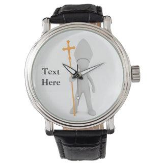 Regalo de la ordenación del sacerdote relojes de pulsera