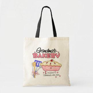 Regalo de la panadería de la abuela bolsas