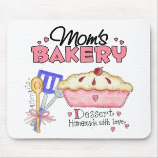 Regalo de la panadería de la mamá tapetes de raton