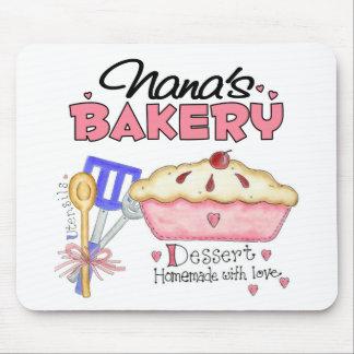 Regalo de la panadería de Nana Alfombrilla De Ratones