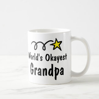 Regalo de la taza de café del abuelo de Okayest