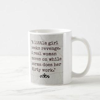 Regalo de la taza de café para las mujeres