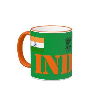 Regalo de la taza de la India