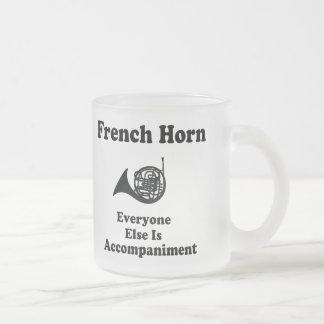 Regalo de la trompa tazas de café