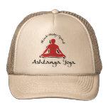 Regalo de la yoga de Ashtanga Gorras De Camionero