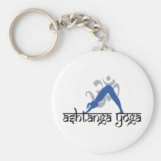 Regalo de la yoga de Ashtanga Llavero