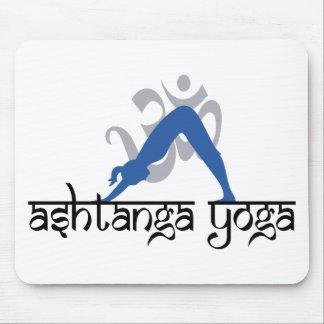 Regalo de la yoga de Ashtanga Tapete De Ratones