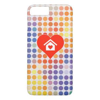 Regalo de las propiedades inmobiliarias funda iPhone 7 plus