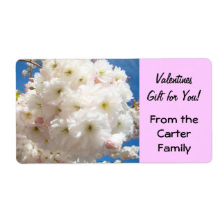 ¡Regalo de las tarjetas del día de San Valentín pa Etiquetas De Envío