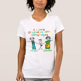 Regalo de los abuelos camisetas