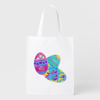 REGALO de los TENDEROS del arte popular de Pascua Bolsa Para La Compra