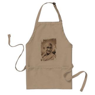 Regalo de Mahatma Gandhi Delantal