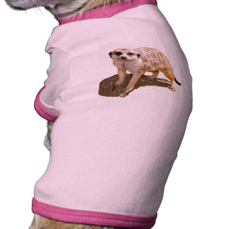 Regalo de Meerkat Camisetas Mascota
