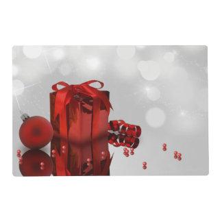 Regalo de Navidad - Placemat laminado Salvamanteles