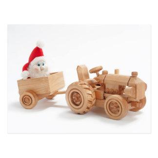 Regalo de Navidad Postales