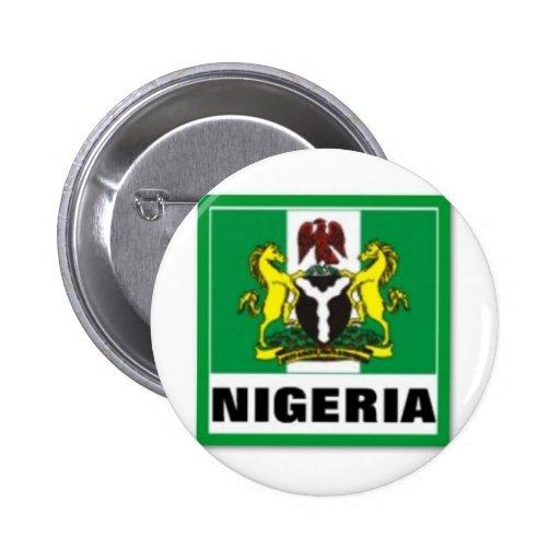 Regalo de Nigeria (África) Pins