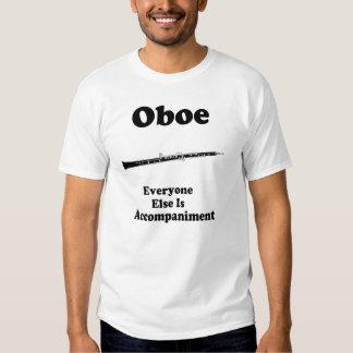 Regalo de Oboe Remera