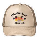 Regalo de Oktoberfest Munich Gorras De Camionero