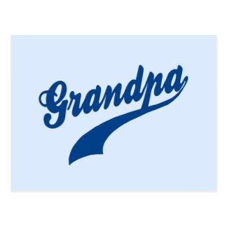 Regalo del abuelo postales