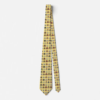 regalo del agente inmobiliario corbata personalizada
