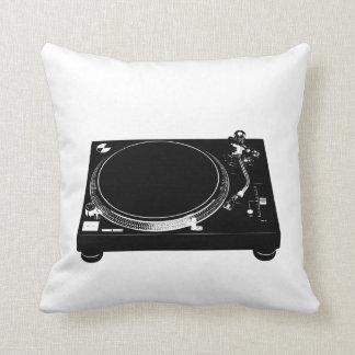 Regalo del amortiguador de la cubierta de DJ Cojín Decorativo