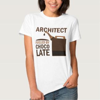 Regalo del arquitecto (divertido) poleras