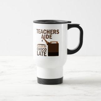Regalo del asistente de los profesores (divertido) taza