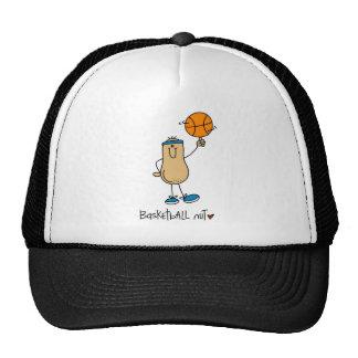 Regalo del baloncesto gorras de camionero