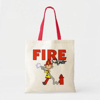 Regalo del bombero bolsas