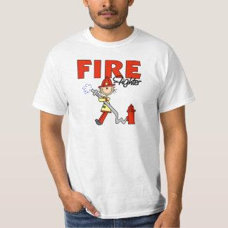 Regalo del bombero poleras